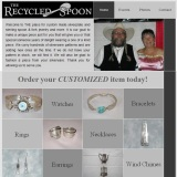 www.therecycledspoon.com